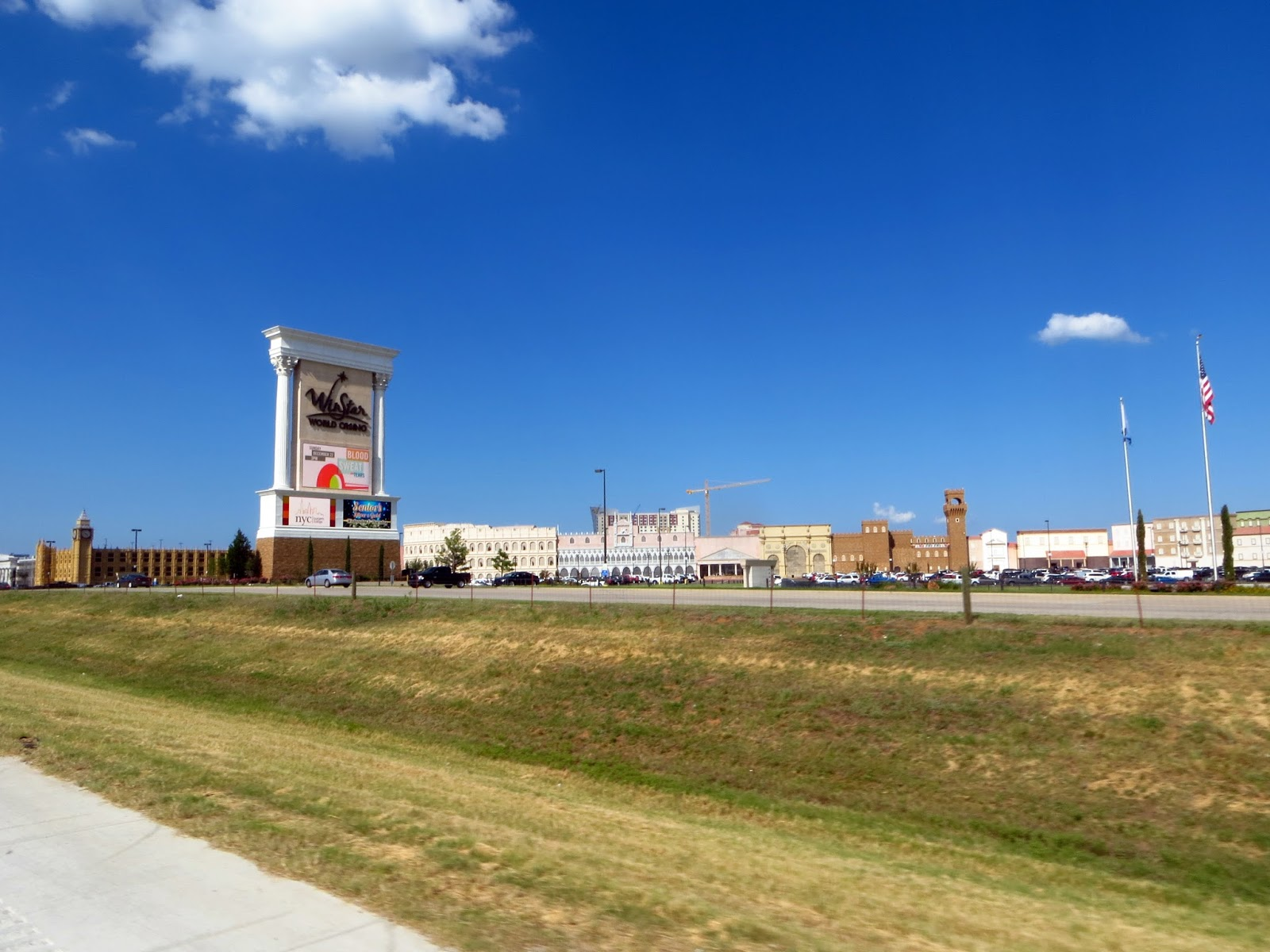 largest casino in the world oklahoma
