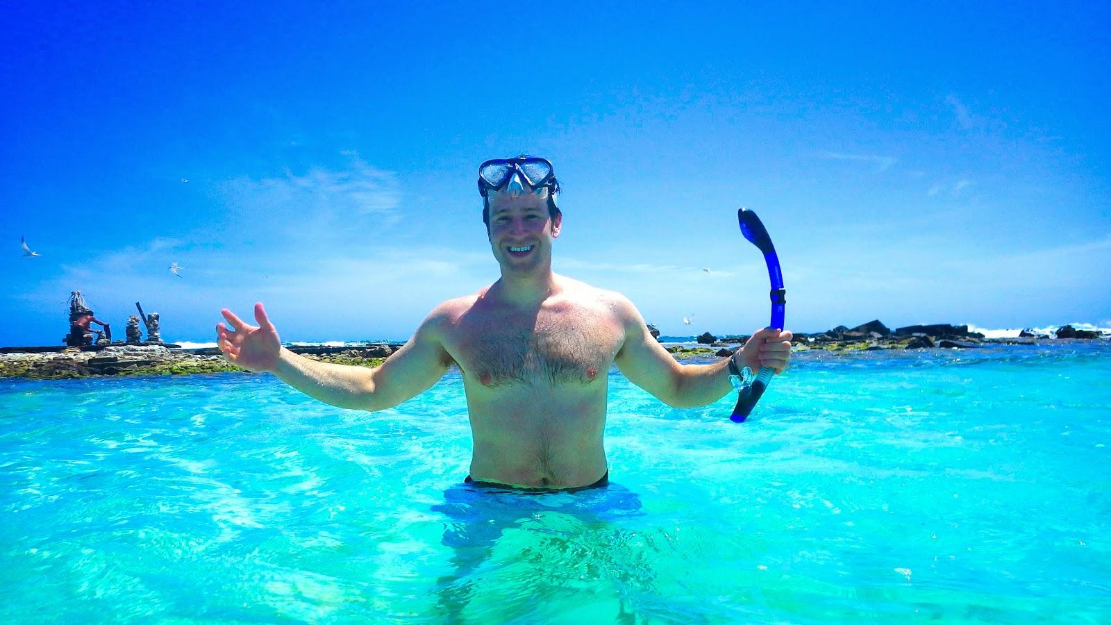 Baby-Beach-San Nicolas-Snorkeling-Aruba-Travel-The-East