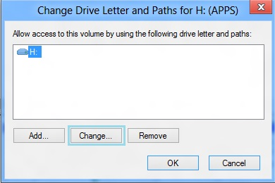 assign drive letter to mp3 player