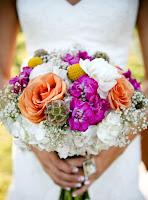 Hoa cưới kiểu tròn 5