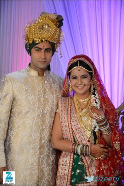 Rachna and kabir wedding