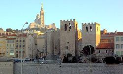 Exterior Abadía de San Victor - Marsella