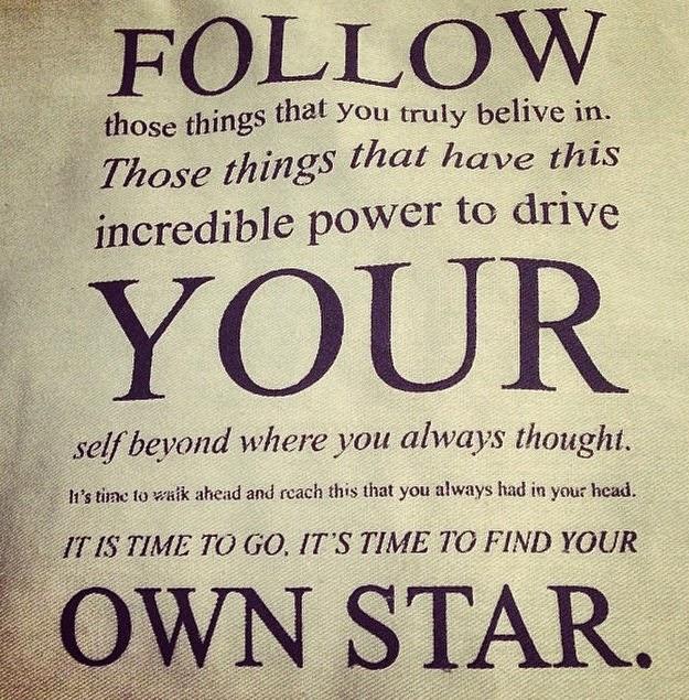 Persigue tus sueños!