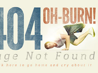 404 Error Page Examples