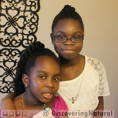 Natural Hair Kids DiscoveringNatural