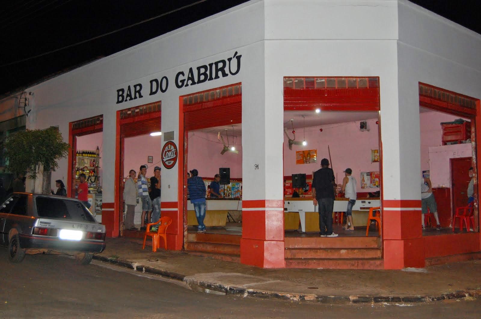 BAR DO GABIRÚ..