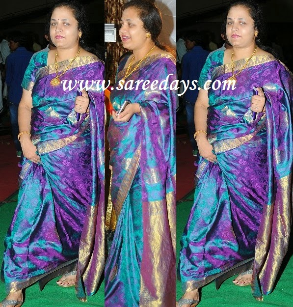 Latest saree designs ooha in blue uppada pattu saree checkout ooha in blue uppada pattu saree with rich zari work and zari pallu and paired with matching short sleeves blouse altavistaventures Image collections