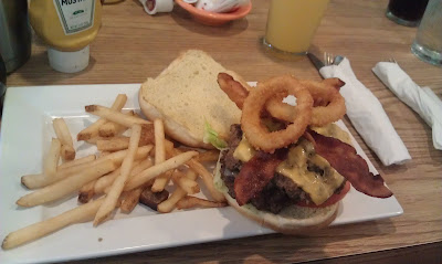 best burger village inn