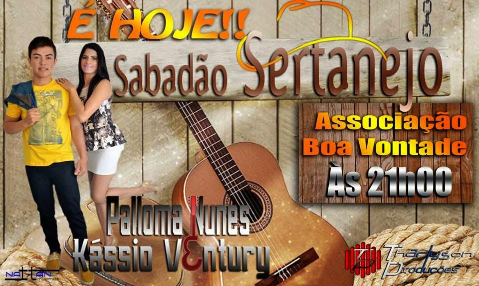 Kássio Ventury & Palloma Nunes