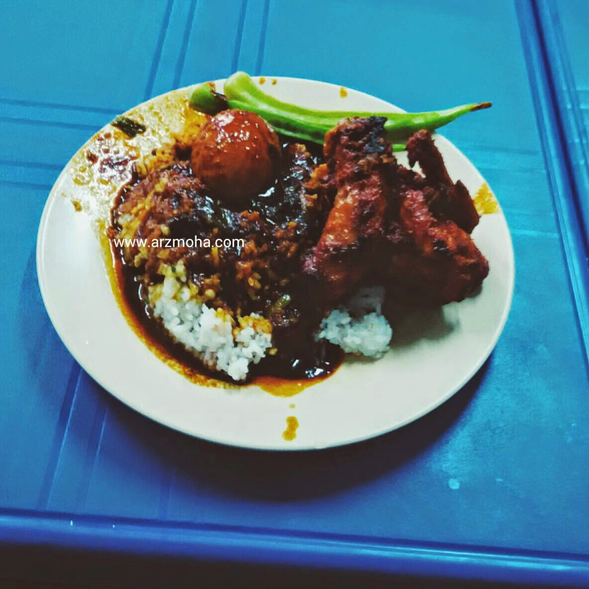 Wordless Wednesday 26 Nasi Kandar Paling Maju