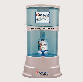 Nasaka Extra Pure RO Water Purifier Rs. 1666 || Snapdeal