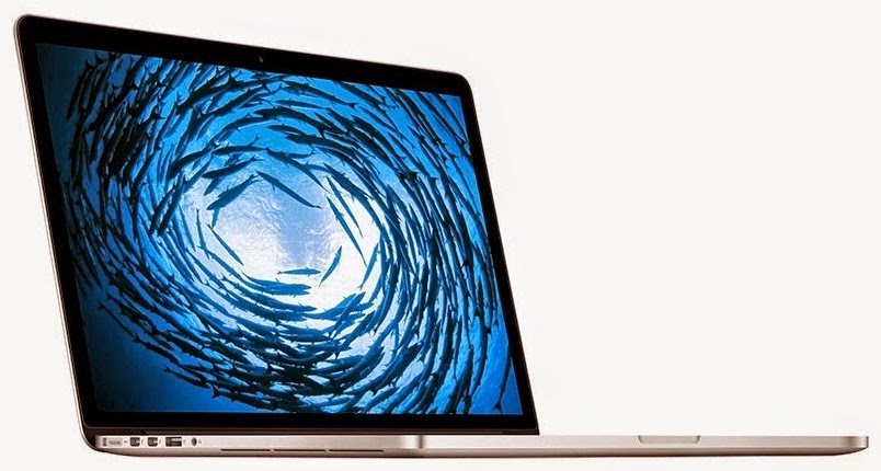 Harga Dan Spesifikasi Apple MacBook Pro Retina Display Haswell