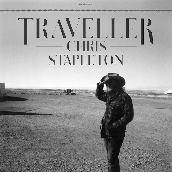Chris Stapleton - Traveller Cover