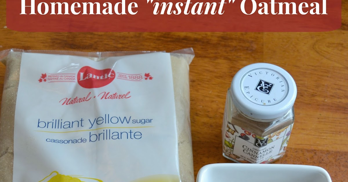 how to make instant oatmeal with milk