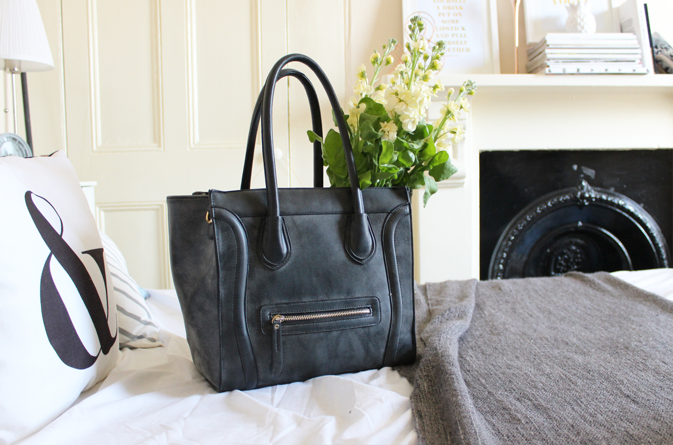 My Celine Bag Dupe - Pale Aesthetic