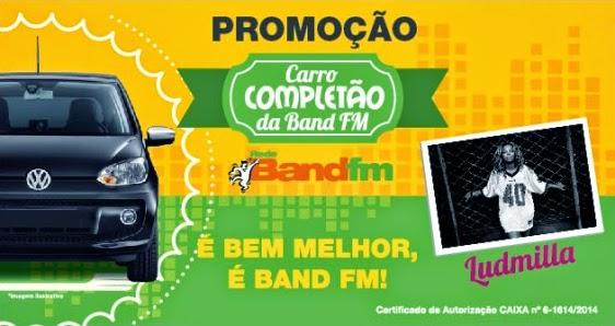 """Promoção Rádio Band FM - """"COMPLETÃO BAND FM"""""""