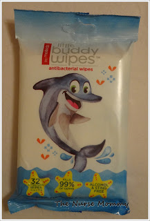 Citrus Lane February Buddy Wipes