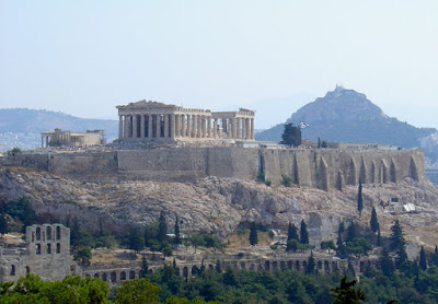Greek Acropolis, Athens - Travel Europe