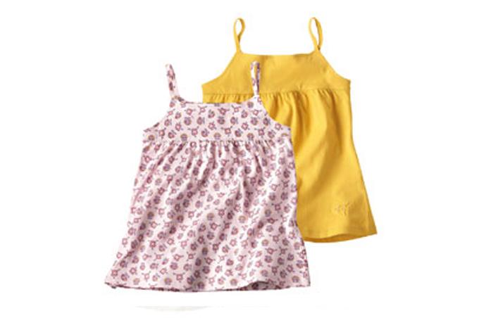 صورة فستان قصير جدا بناتي للاطفال الرضع