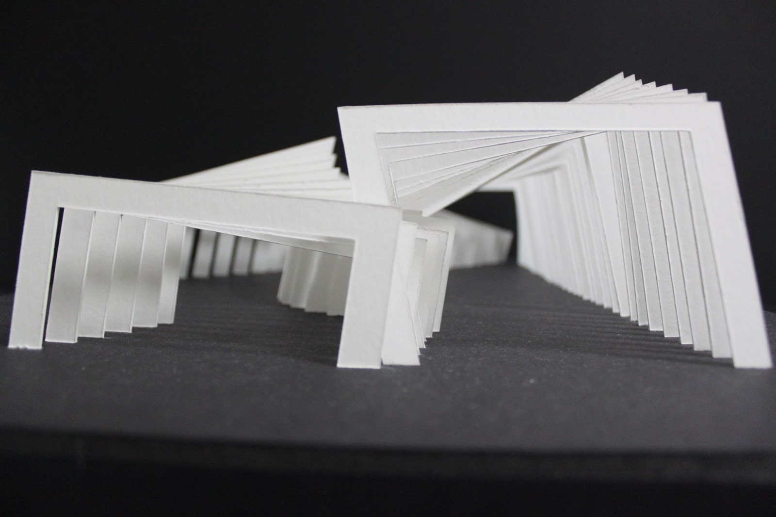 Jonathan yip architectural studies abstract model for Architectural concept models