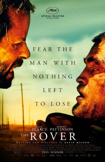 The Rover (2014) BluRay 720p