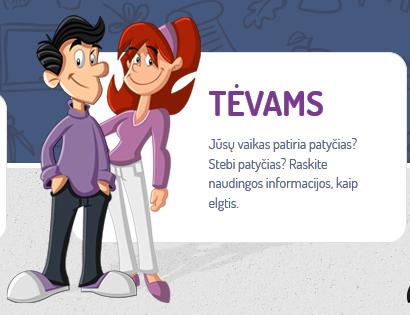 http://www.bepatyciu.lt/tevams/