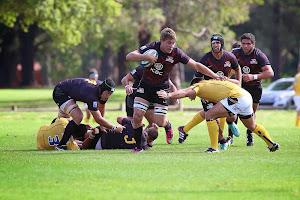 Pampas XV debutó con un triunfo en la Pacific Cup