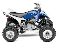 Yamaha pictures 2013 Raptor 250 ATV 05