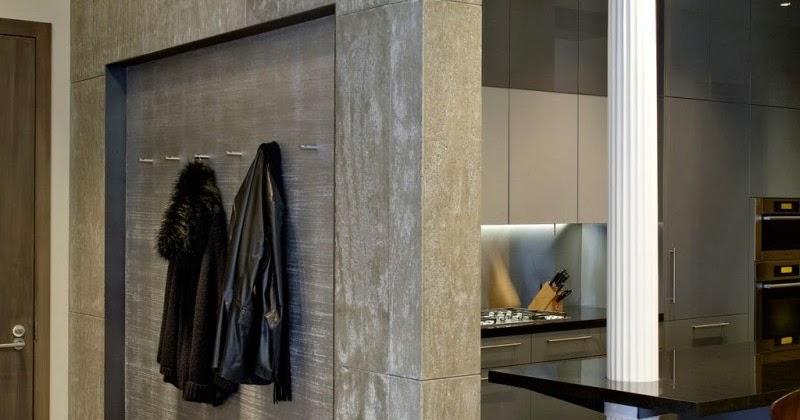 Dise o de interiores arquitectura elegante loft con un interior elegante y con estilo - Muebles fym ...