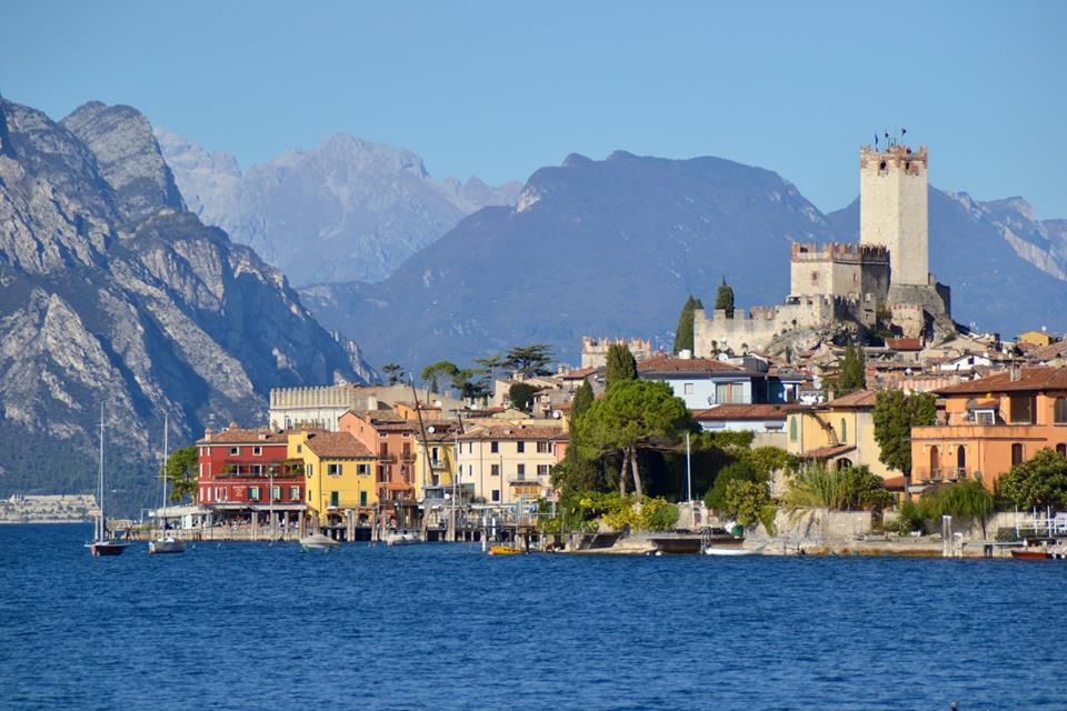 MALCESINE (Lago di Garda-Italia 2017)