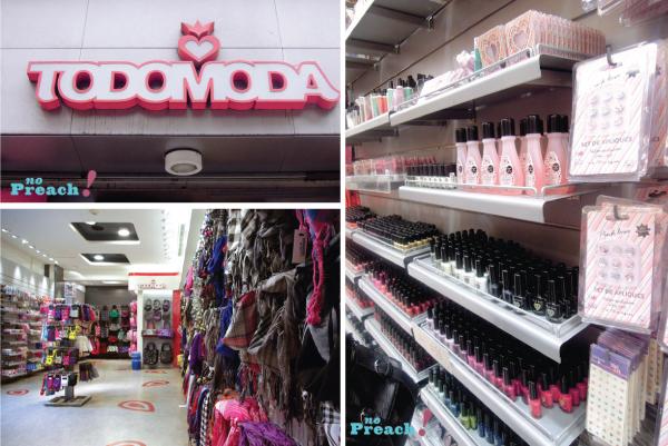 Loja de Buenos Aires - TODOMODA