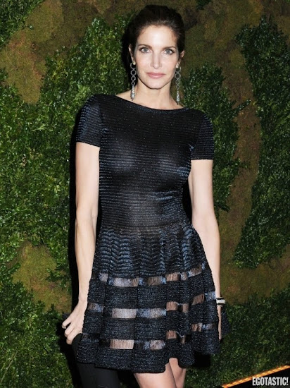 Apologise, but, stephanie seymour see through dress mine, not