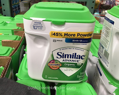 Similac Advance Organic Infant Formula for your growing child