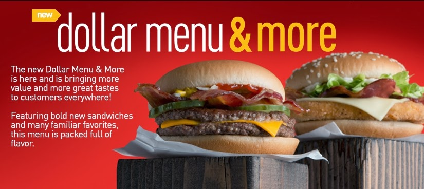 mcdonalds 1 00 menu Mcdonald's new dollar menu debuts thursday, ending a four-year absence for fast-food lovers the $1 $2 $3 dollar menu, announced in december, features bargain items at three different.