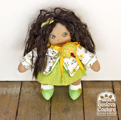 Мастер класс, кукла, как сшить куклу, как сделать куклу