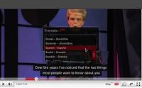 traduzione sottotitoli youtube