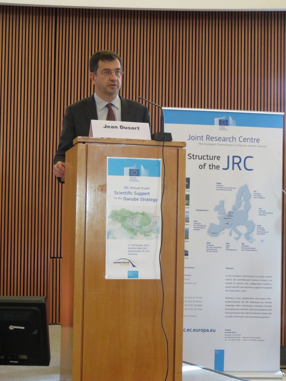 JRC Workshop on Scientific Support of the Danube Region Strategy