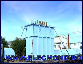Transformator de putere in ulei  TTU- ONAN 9150 kVA , transformator 9 MVA , transformatoare ,trafo , fabrica transformatoare , producator ,  Elecmond Electric ,  Transformator 9150 kVA 6/3x0,785/3x0,746/3x0,707kV