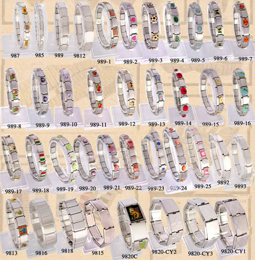 Italian Charm Bracelet Charms4