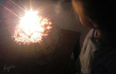 Krysia to uszyła - drugie urodziny Hani