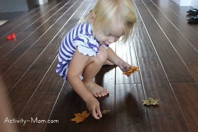 leaf counting game