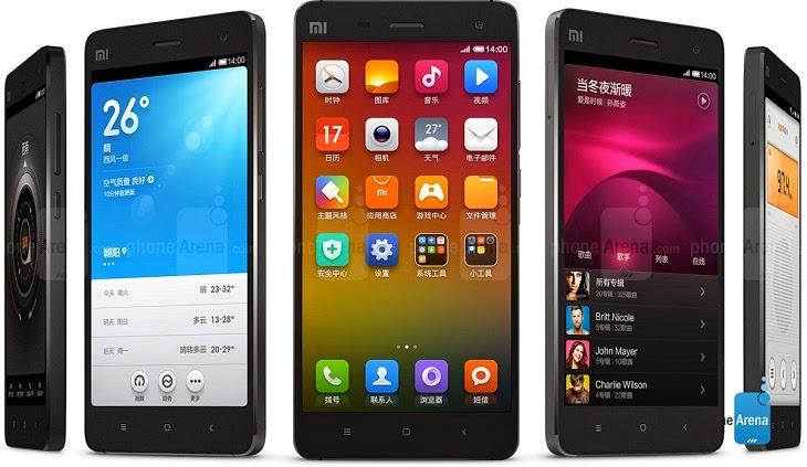 Xiaomi Mi4 Satışa Çıktı