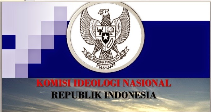 Komisi Ideologi Nasional