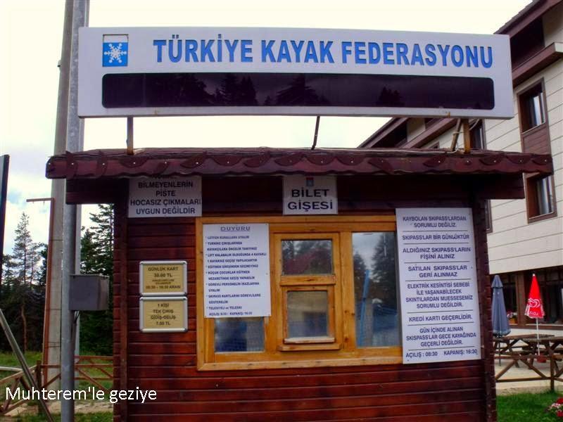 türkiye kayak federasyonu