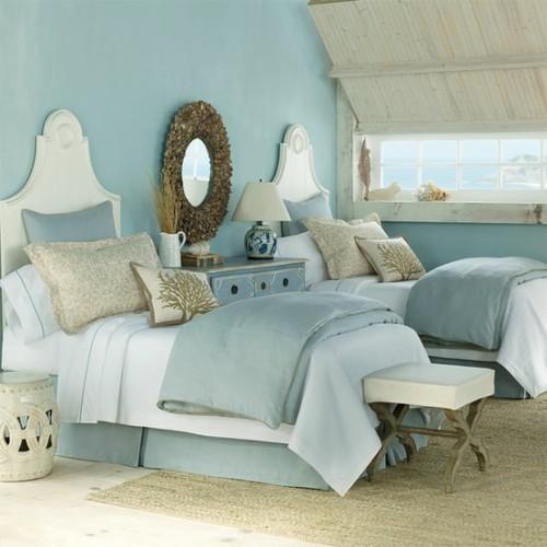 slaapkamer » slaapkamer inrichten strand - inspirerende foto's en, Deco ideeën