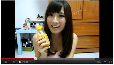 天然呆 冰沙妹:天然呆「冰沙妹」 果汁放進冷凍庫就是特調冰沙?