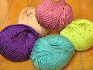 choisir ses couleurs de laine