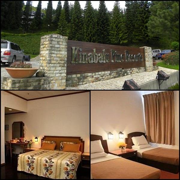 pine resort kundasang