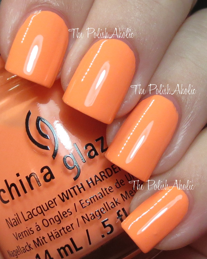 The PolishAholic: China Glaze Summer 2013 Sunsational Collection ...