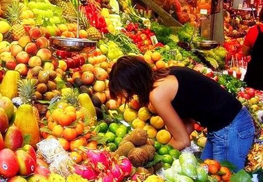 buah impor yang lebih disukai konsumen